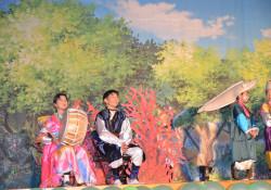 봉명초등학교 아동 연극 동아리 발표회