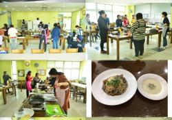 다문화가정 가족요리교실 1회차 진행