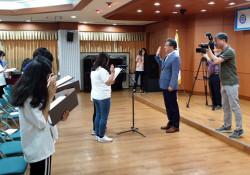 제2대 유성구 어린이 청소년 의회 발대식 진행