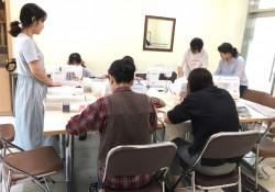 다문화 자조모임 '다우리-아이 옷 만들기' 9차 모임 진행