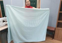 다문화 자조모임 '다우리 아이 옷 만들기' 14차 모임 진행