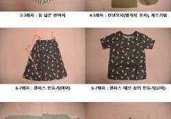 다문화 자조모임 '다우리-아이 옷 만들기' 15회 모임 진행