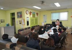 4차 방문요양 종사자교육및 간담회 진행