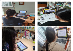 도드림가족봉사단 온라인 자원봉사 및 비대면 밑반찬 조리, 배달 봉사진행