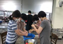 유성마을봉사단 4회기 진행