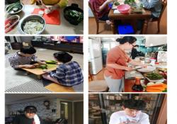 도드림가족봉사단 3회기 진행