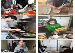 도드림가족봉사단 5회기 진행