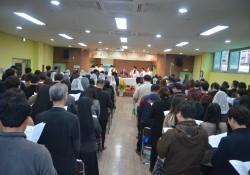 유성구종합사회복지관 3월 월례미사 및 축하미사