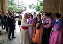 프란치스코 교황 특별 사진전(08월07일)