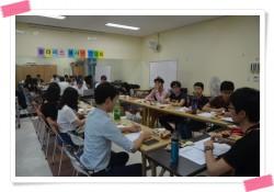 (7.26.금) 폴라리스 자원봉사단 정기 간담회