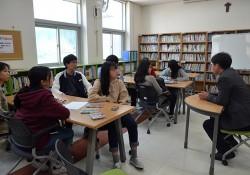 다솜바리청소년봉사단 4월 진행