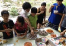 한부모 가족 1박 2일 여름 캠프