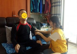 도드림 가족봉사단 4회기 진행