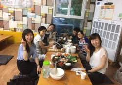 유성아리기자단 7월 모임 진행