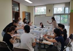 다문화 자조모임2-아이옷 만들기 개강