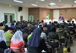 우리 복지관에서 대전가톨릭사회복지회 법인미사를 했습니다