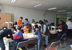 아동통합자존감향상 프로그램 - 꿈드리아롱별   공예 체험활동