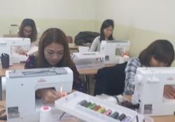 다문화이주여성 홈패션교실 (14.11.05)