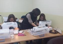다문화이주여성 홈패션교실 4회차 (14.11.12)