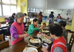 3월 '행복한밥상만들기' 진행