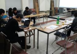 대학별자원봉사자네트워크구축 종결평가회
