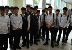 대성고 1학년 창의적 체험활동 단체봉사