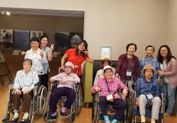 주간보호 사회적응 프로그램 진행(석장리박물관)